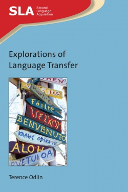 Jacket Image For: Explorations of Language Transfer