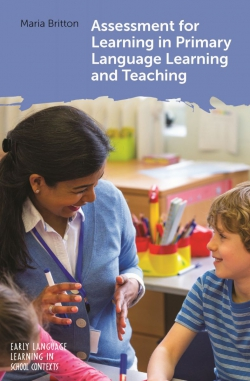 Jacket image for Assessment for Learning in Primary Language Learning and Teaching