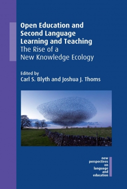 Jacket Image For: Open Education and Second Language Learning and Teaching