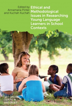 Jacket image for Ethical and Methodological Issues in Researching Young Language Learners in School Contexts
