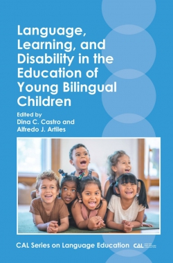 Jacket image for Language, Learning, and Disability in the Education of Young Bilingual Children