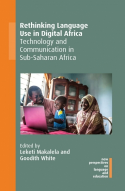 Jacket Image For: Rethinking Language Use in Digital Africa